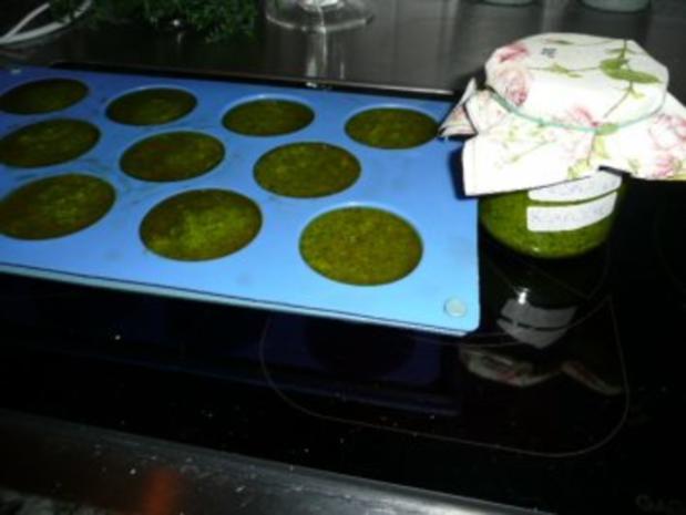 Pesto Rucola - Rezept - Bild Nr. 4