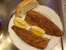 geräucherte Makrele / Fleckenmakrele - Rezept