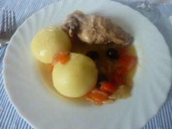 Mallorquinisches Kaninchen - Rezept