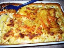 Mediterane Kartoffelpfanne - Rezept