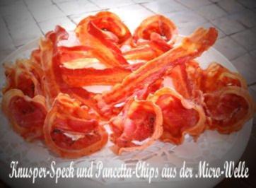 Micro-Wellen-Knusper-Speck - Rezept
