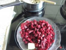 Rote-Bete-Süppchen - Rezept