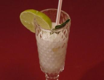 Lemon Sorbet mit Wodka (Klaus Hofsäss) - Rezept