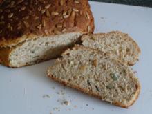 Körner-Brot - Rezept