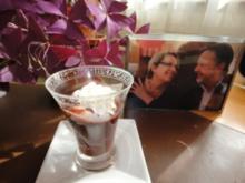 heiße Getränke: Portweinschokolade - Rezept