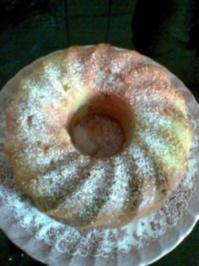 Papageienkuchen Mit Margarine Weich Und Zucker Rezept Mit Bild