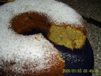 Omas Rührkuchen - Rezept