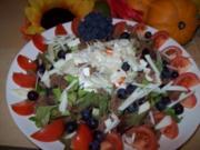 Herbstsalat a la persephone - Rezept