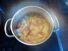 Apfel -Mousse - Rezept