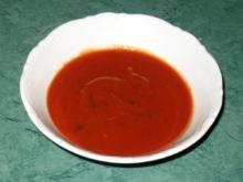 Dip/Sauce - Tomatendip auf Saftbasis - Rezept