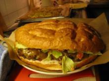 XXL Burger - Rezept