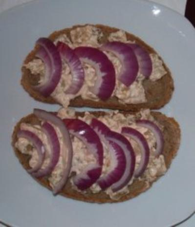 Harzer Käse á la Obatzda - Rezept