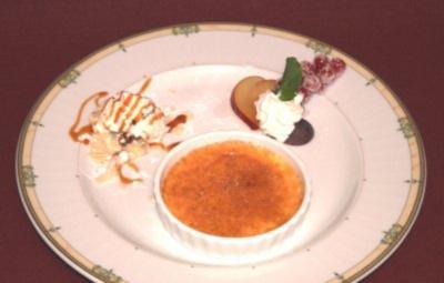 Crème Brûlée - Rezept