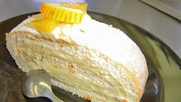 Tolle Orangenrolle - Rezept - Bild Nr. 2