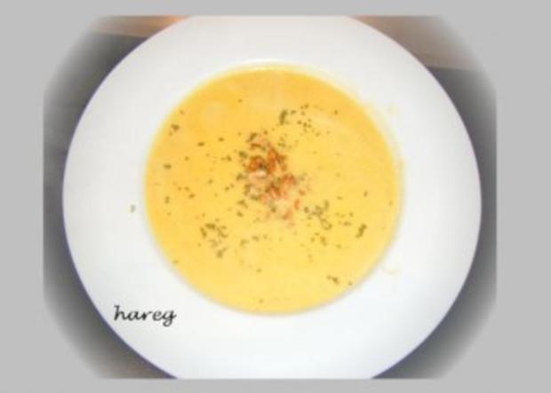 Feines Curry-Süppchen mit Krabben - Rezept - Bild Nr. 3