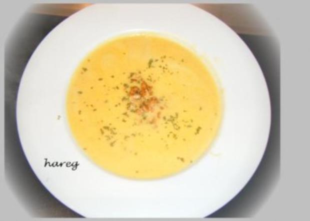 Feines Curry-Süppchen mit Krabben - Rezept