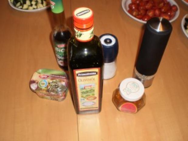 Mediterranes Ofengemüse mit Honig-Essig-Öl-Marinade - Rezept - Bild Nr. 5