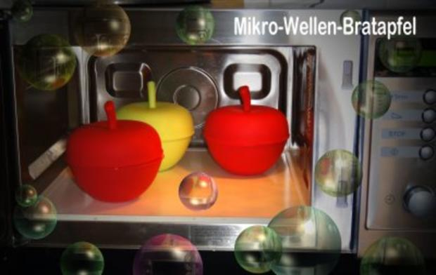 Mikrowellen - Bratapfel - Rezept - Bild Nr. 4