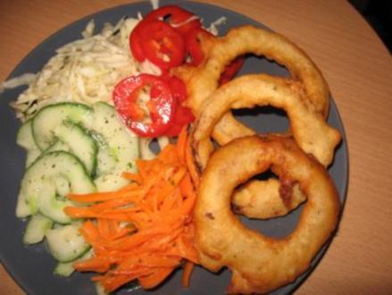 Onion Rings - Rezept