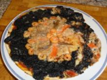 Pizza de Pesce Yaiza - Rezept