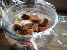 Honigkuchen (Blech) - Rezept