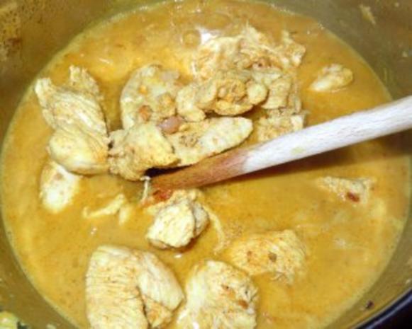 Chicken-Ananas-Curry - Rezept - Bild Nr. 8