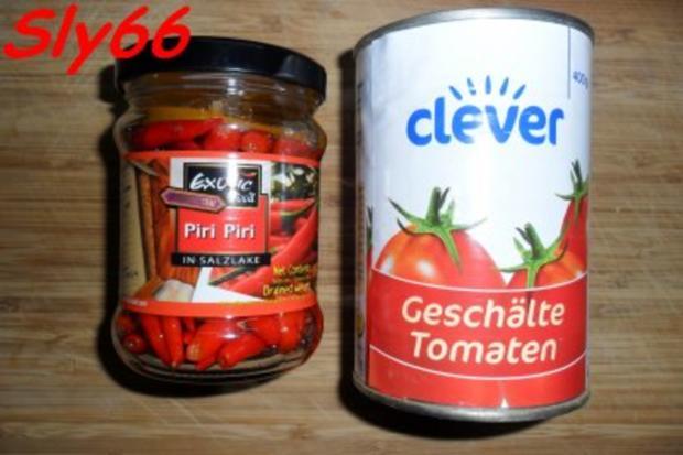 Fleischgerichte:Naturschnitzel in Zigeunersoße - Rezept - Bild Nr. 3