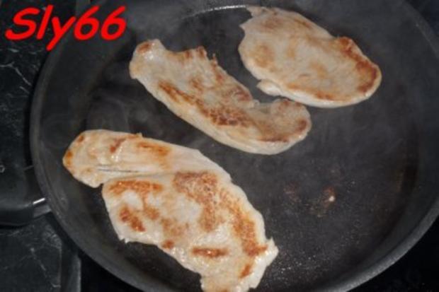 Fleischgerichte:Naturschnitzel in Zigeunersoße - Rezept - Bild Nr. 8