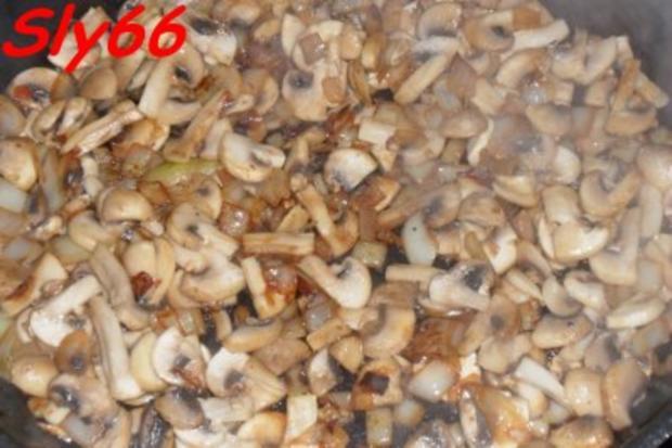 Fleischgerichte:Naturschnitzel in Zigeunersoße - Rezept - Bild Nr. 11