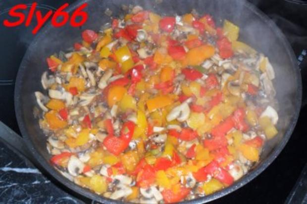 Fleischgerichte:Naturschnitzel in Zigeunersoße - Rezept - Bild Nr. 12