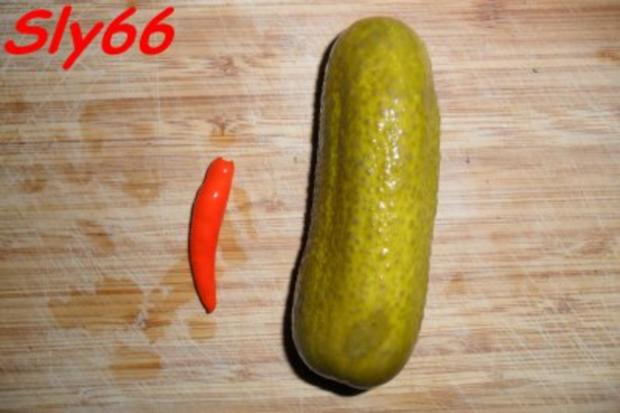 Fleischgerichte:Naturschnitzel in Zigeunersoße - Rezept - Bild Nr. 14