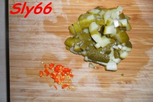 Fleischgerichte:Naturschnitzel in Zigeunersoße - Rezept - Bild Nr. 15