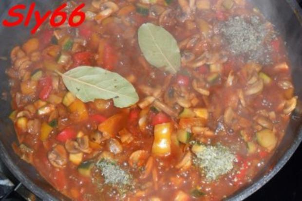 Fleischgerichte:Naturschnitzel in Zigeunersoße - Rezept - Bild Nr. 17