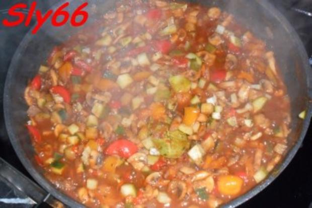 Fleischgerichte:Naturschnitzel in Zigeunersoße - Rezept - Bild Nr. 18