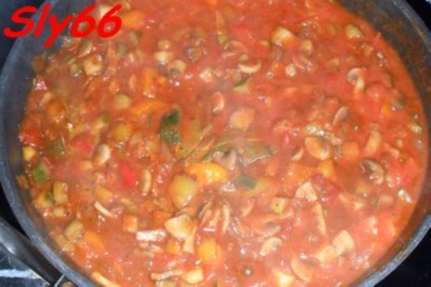 Fleischgerichte:Naturschnitzel in Zigeunersoße - Rezept - Bild Nr. 19