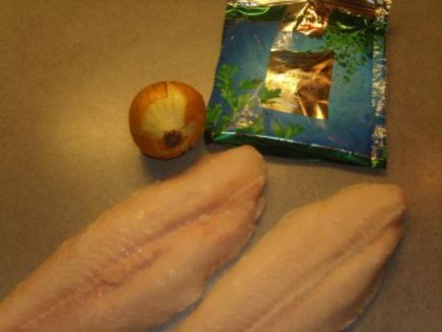 Fischgerichte: Gebackenes Fischfilet - Rezept - Bild Nr. 2