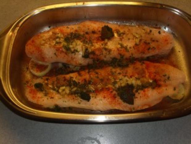 Fischgerichte: Gebackenes Fischfilet - Rezept - Bild Nr. 6