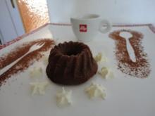 Schokolade Hupferl mit Kaffee Touch - Rezept