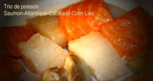 Fisch-Trio-Suppe mit Rouille - Rezept - Bild Nr. 2