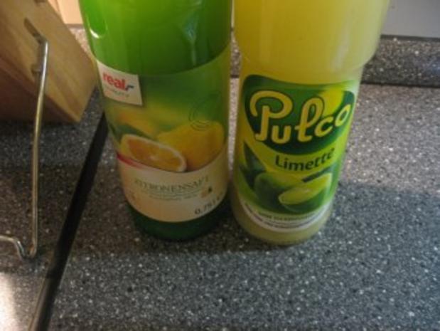 Sweet & Sour Mix (Grundsubstanz z.B. für einen Melon Sour Cocktail) - Rezept - Bild Nr. 3