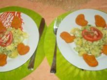 Irenes ruck-zuck Mittagessen für Zwei - Rezept