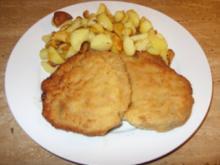 D: Münchner Schnitzel... - Rezept