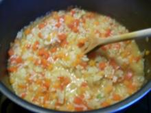 Gemüse-Risotto - Rezept
