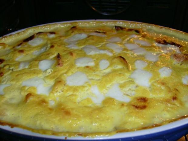 Hähnchenbrust mit Pfirsich in Currysoße - Rezept - Bild Nr. 3
