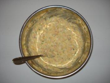 gefülltes Weißbrot - Rezept