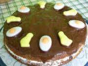 Möhren-Torte - Rezept