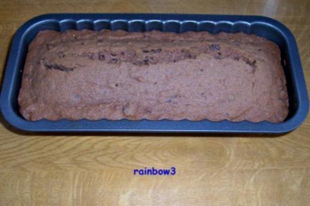 Backen: Schoko-Nuss-Kuchen - Rezept - Bild Nr. 8