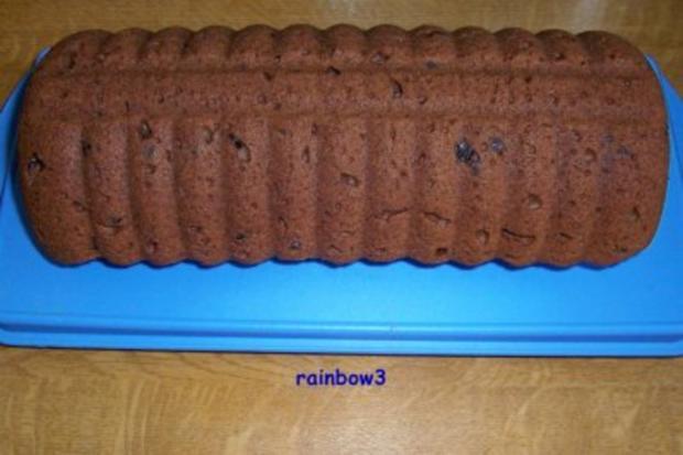 Backen: Schoko-Nuss-Kuchen - Rezept - Bild Nr. 9
