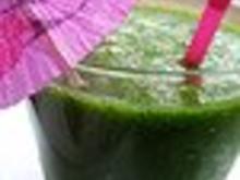 Grüner Smoothie - Rezept