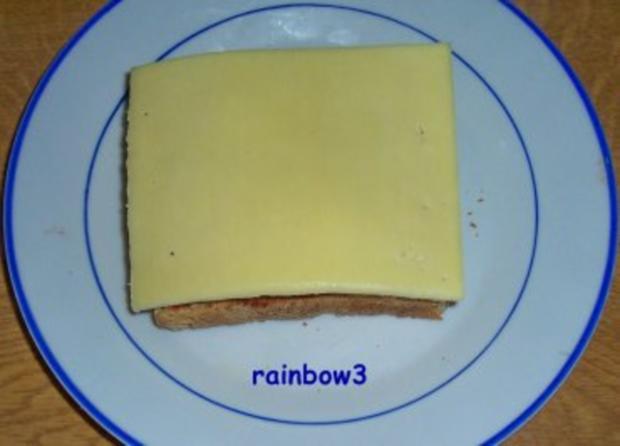 Zwischensnack: Toast, fruchtig und überbacken - Rezept - Bild Nr. 5